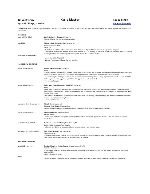 Resume Social Work Resume Template Ascend Surgical Sales  Social Services Resume