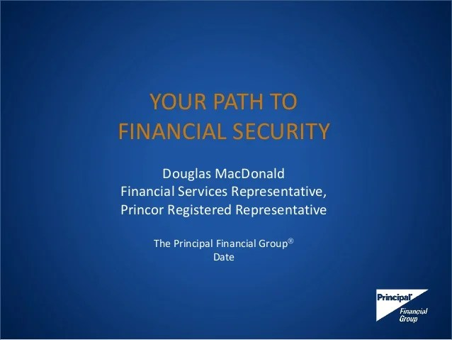 Security Financial Services
