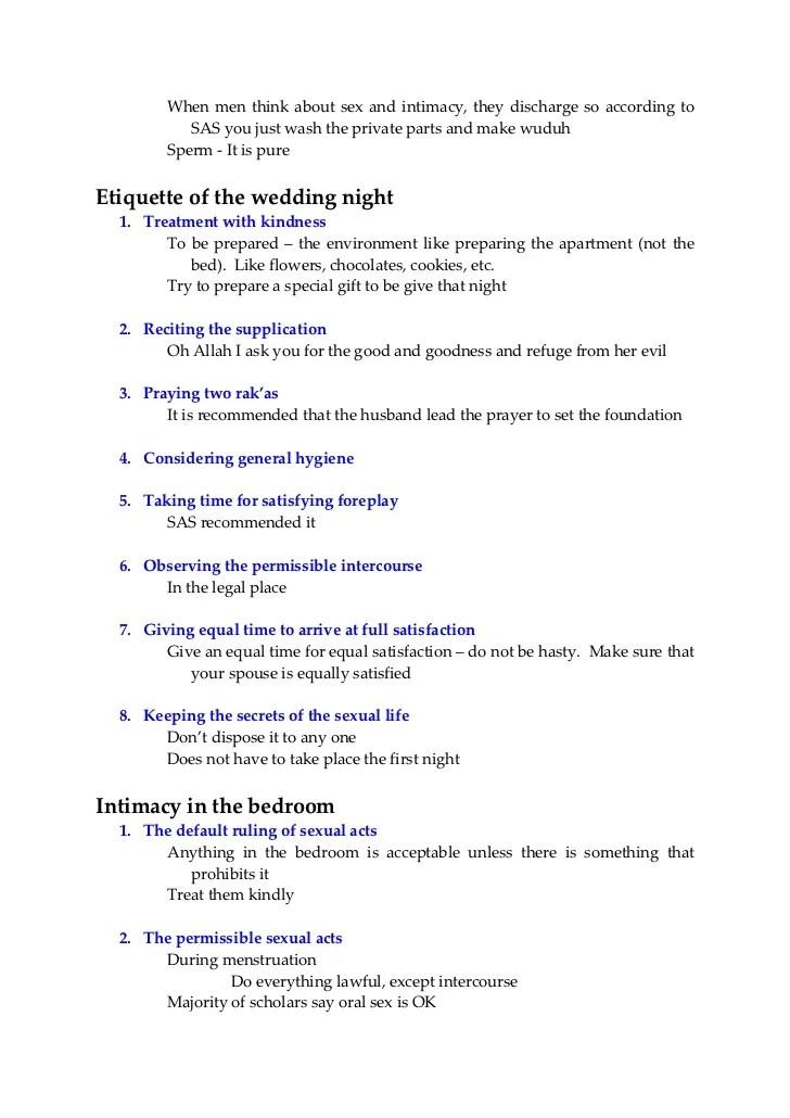 Man Prepare For Wedding Night Deweddingjpg