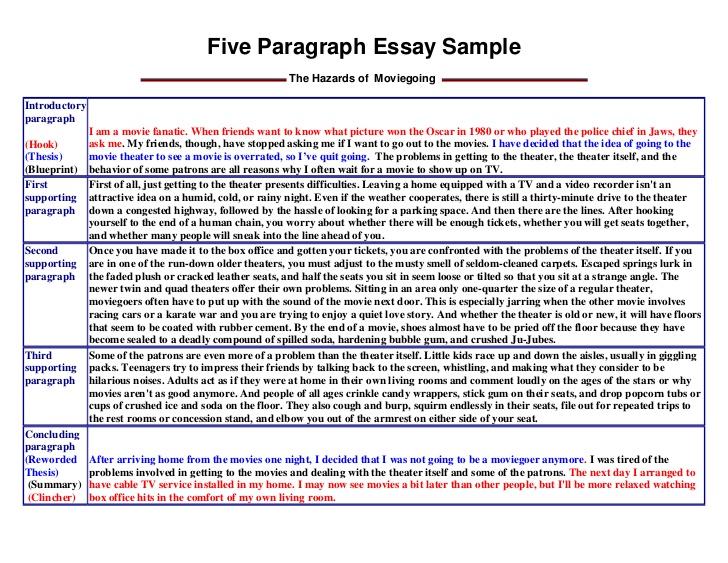Basic Guide to Essay Writing - Tripod
