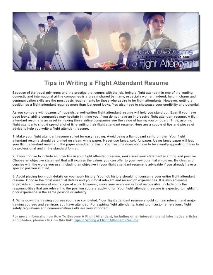 tips in writing a