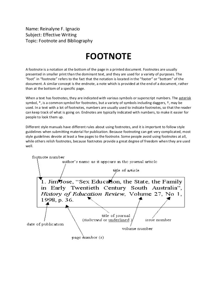 Write my assgnment traditional footnotes