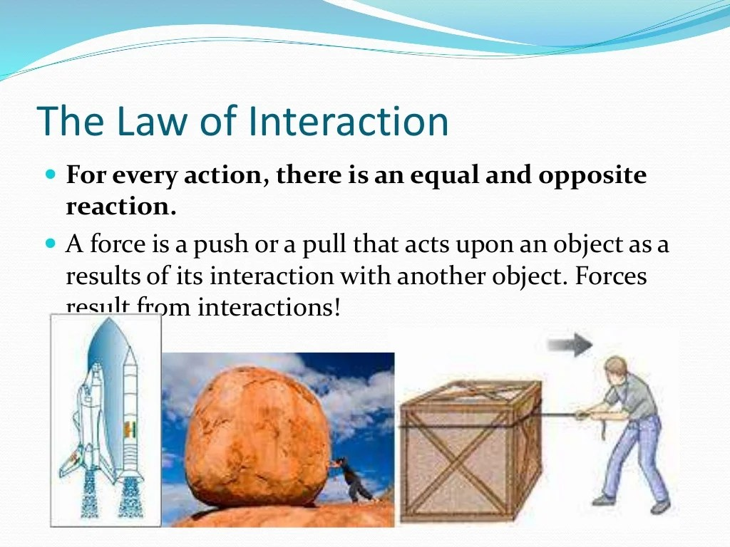 Force Motion And Energy