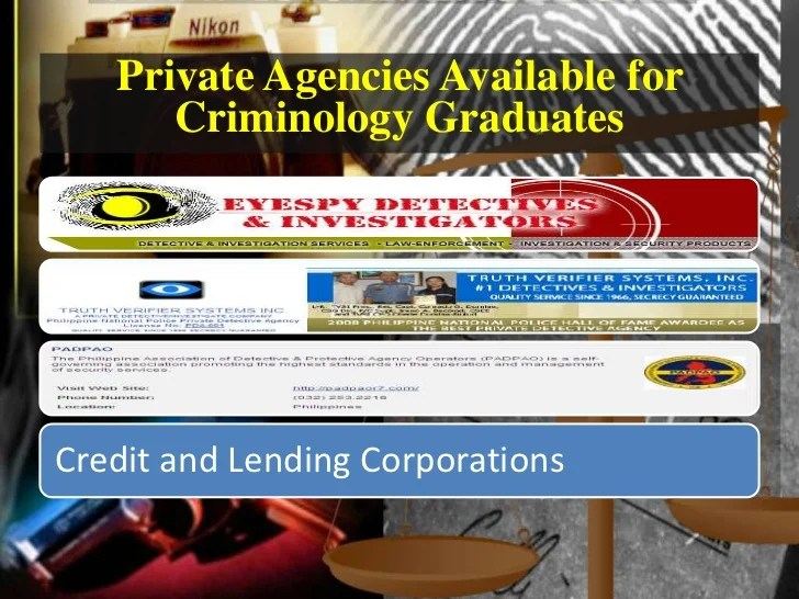 Agency Ra Private Law Security 5487