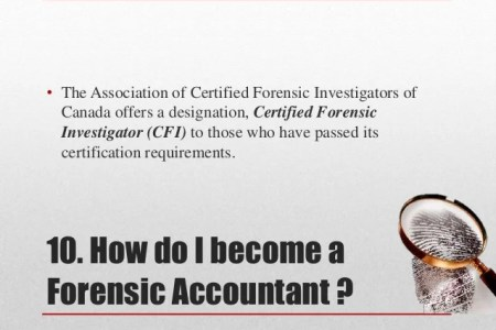 Free Resume 2018 » forensic accounting certification | Free Resume