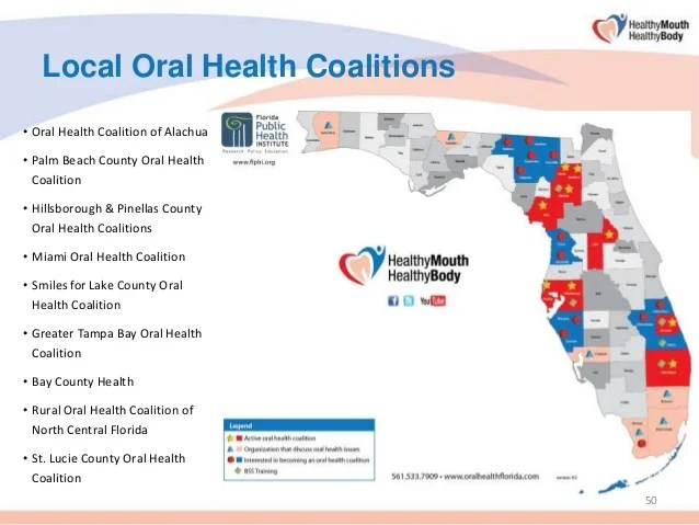 Health Coalition Oral County Kent