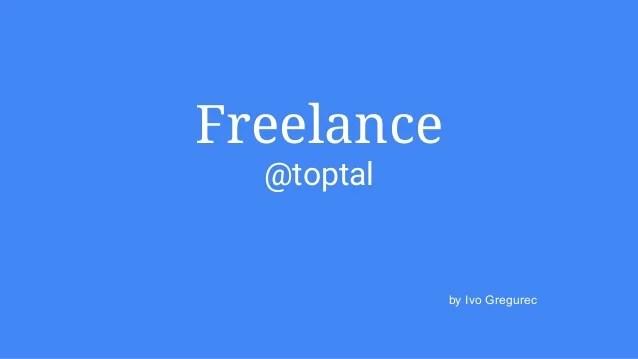 popular freelance websites freelance