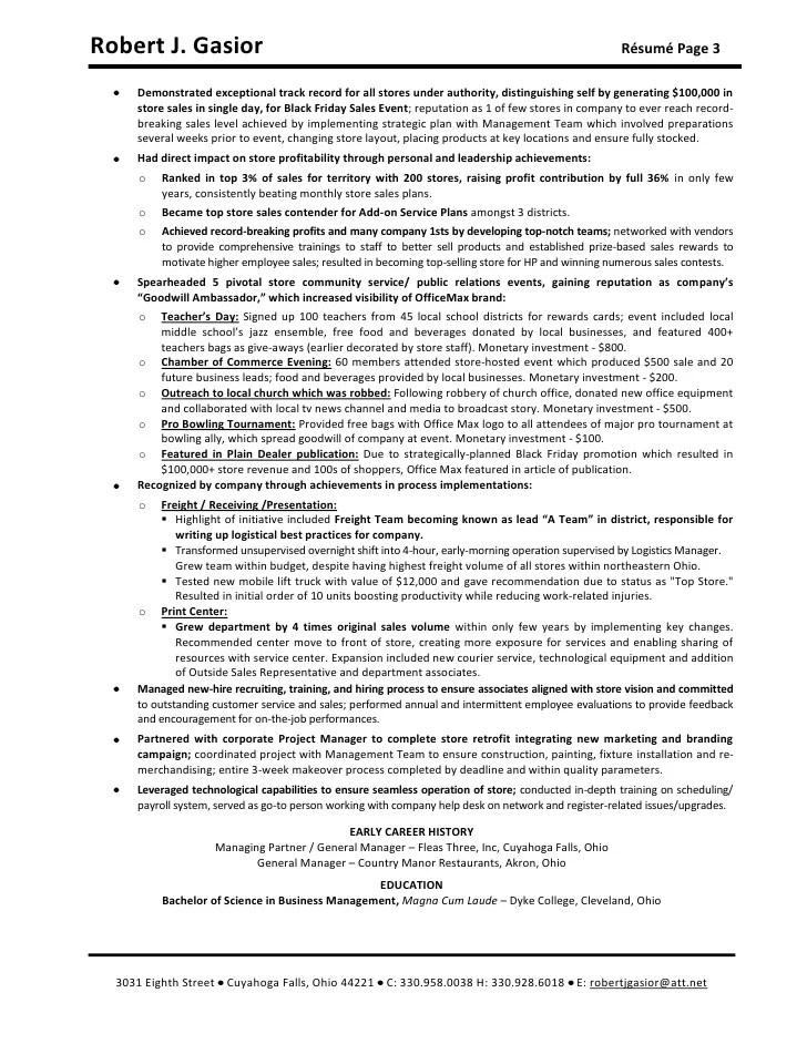 furniture sales resume example sample resume software engineer