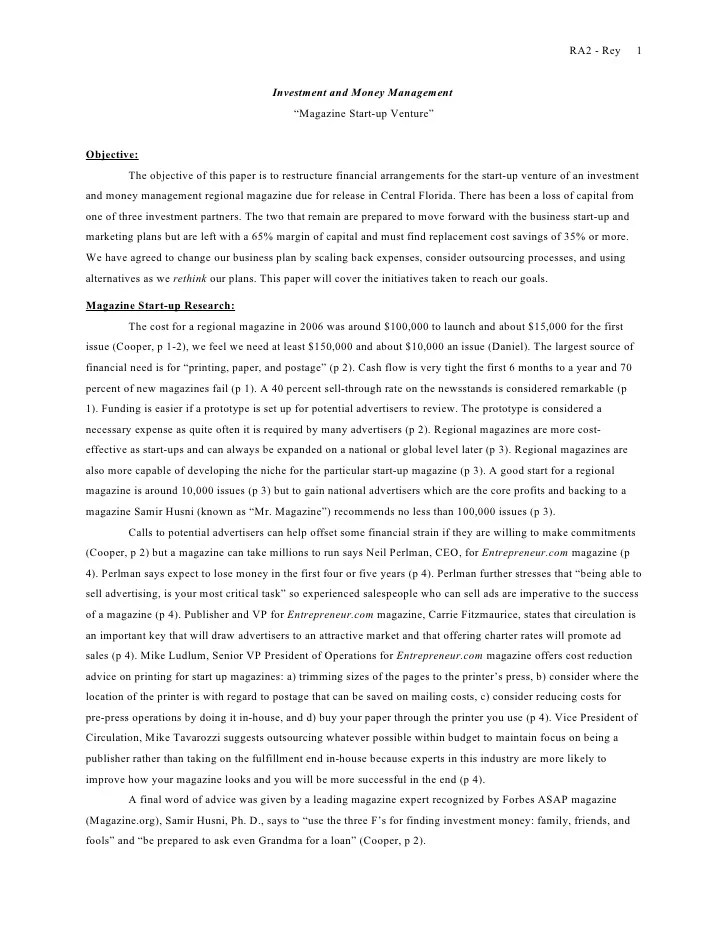proposal intended for thesis example