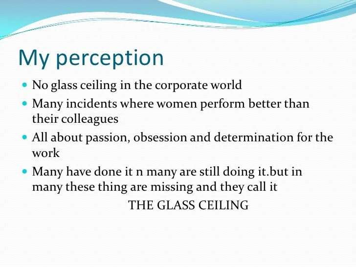 Glass Ceiling. The Glass Ceiling Effect Definition Theteenline Org