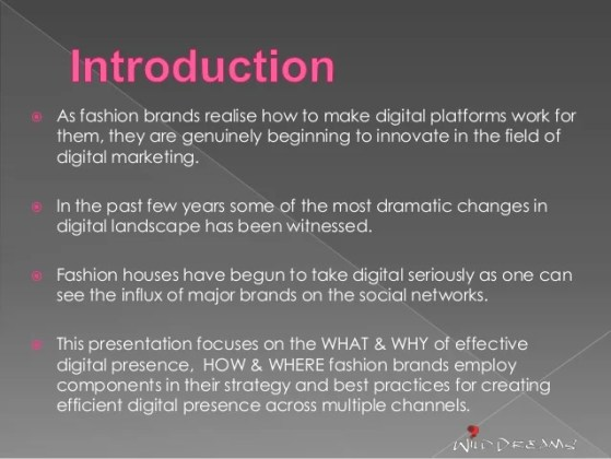 Digital Marketing Solutions for Fashion Labels 2