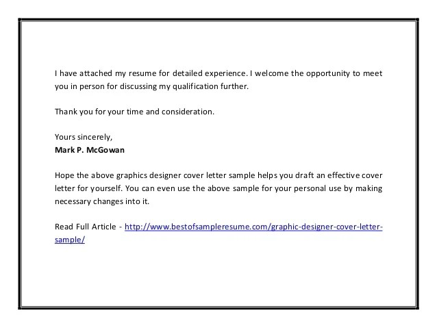 Please Find My Resume Attached To This Email. attached to this ...