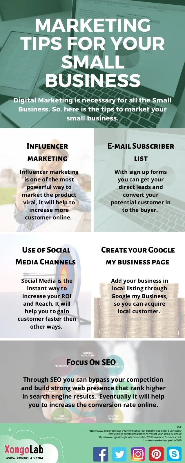 local business marketing tips
