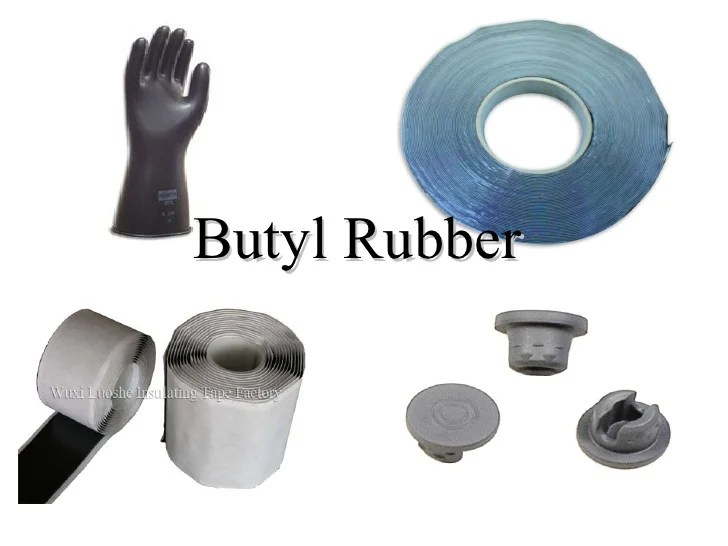 Group 14 Butyl Rubber