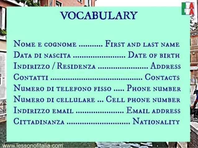 Popular italian last names