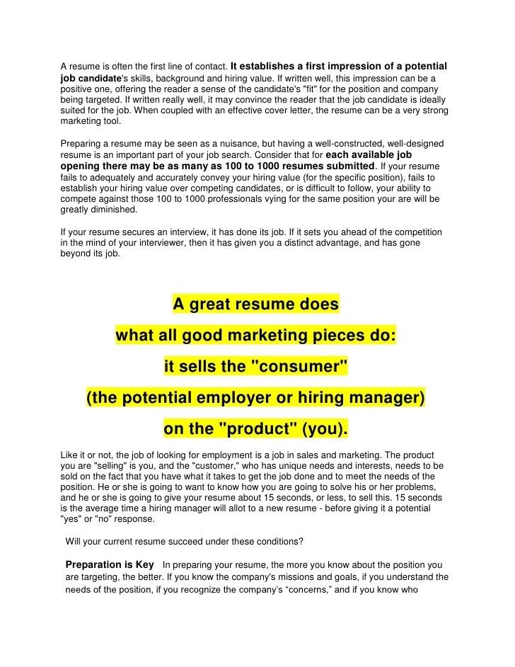Free resume templates, resume examples, samples, CV.