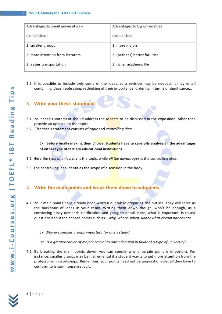 Science And Technology Essay Sample Essays For The Toefl Writing Test Twe Pdf Drive High Score Toefl  Essay Sample Cause And Effect Essay Thesis also How To Write An Essay For High School Students Real Write My Papers  Educationusa  Best Place To Buy Custom Toefl  Writing Services In Atlanta
