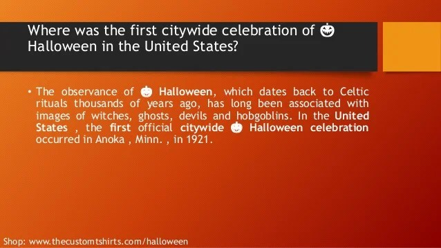 where did all hallows eve originate history of halloween day 2017 ll guide