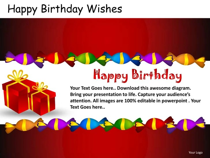Doc600473 Birthday Wishes Templates Word Pin Templates – Birthday Wish Template