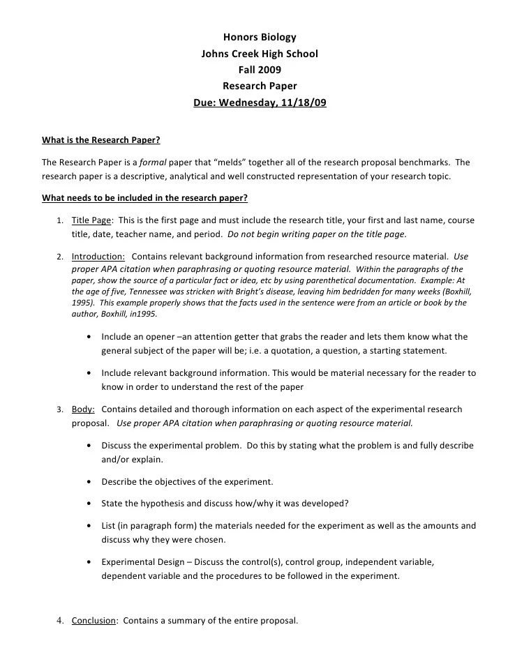 Research proposal writing service definition