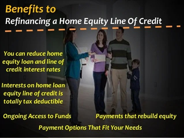 Apply For a Home Equity Line Of Credit - Qualify for HELOC ...