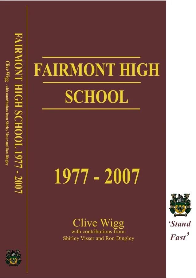 Fairmont Senior High School Yearbooks