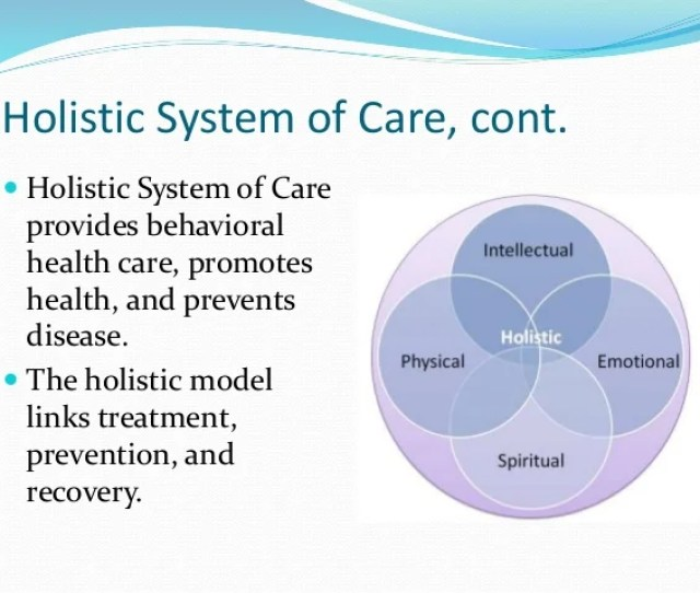 Holistic System Of Care