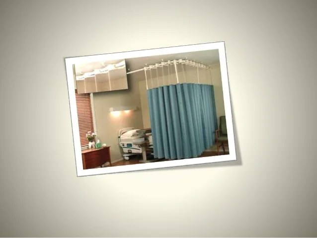 hospital medical bed privacy curtains