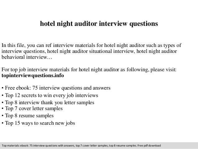 hotel night auditor resume sample resume auditor resume exle on
