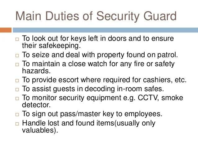 Function Security Guard