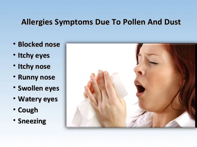 How to Deal with Allergies Effectively?