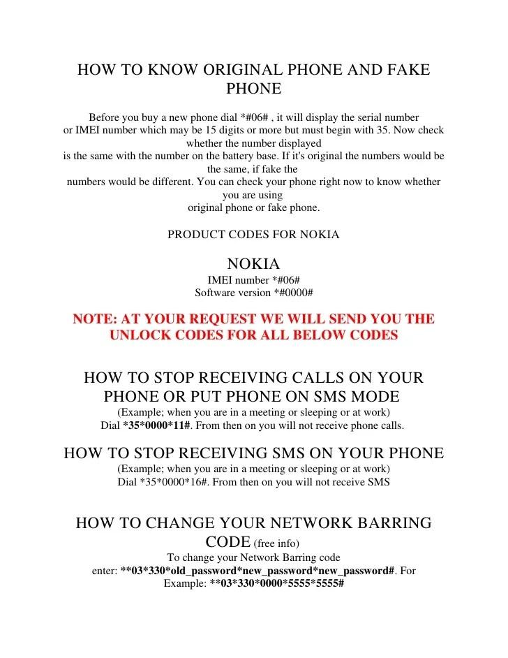 Find Original Phone Fake Mobilecell Ramanis Blog