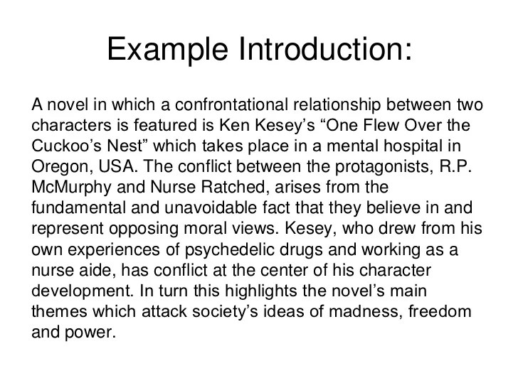 Example Of Essay Introduction For A Book - image 6