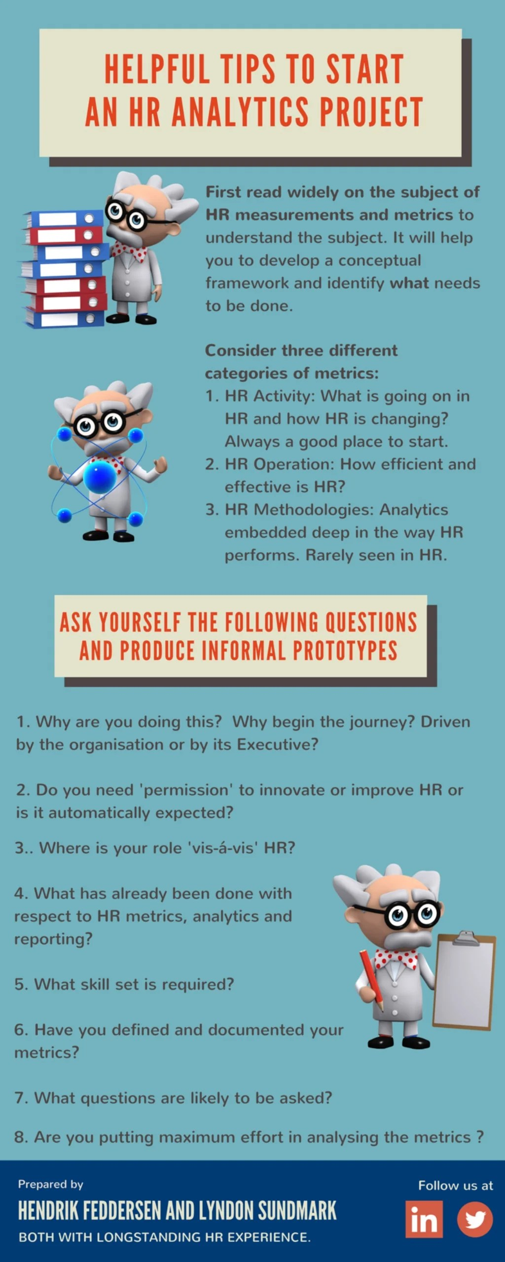 Helpful tips on how to start an HR Analytics project - HR Analytics live