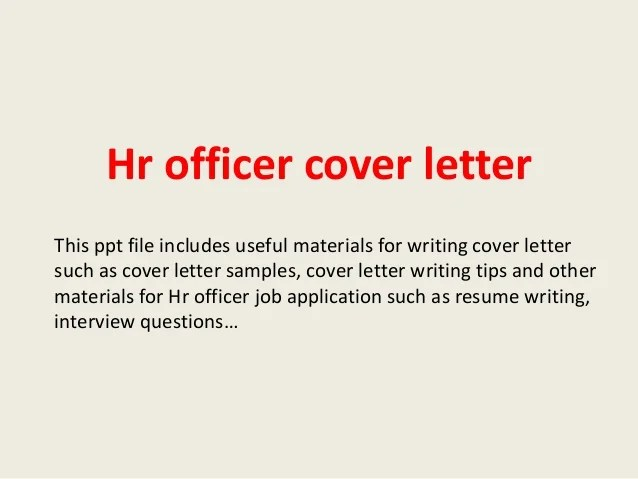 Hr Officer Cover Letter 1 638 Jpg Cb 1393124710