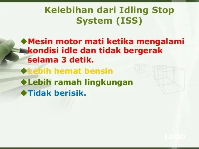 Idling stop system