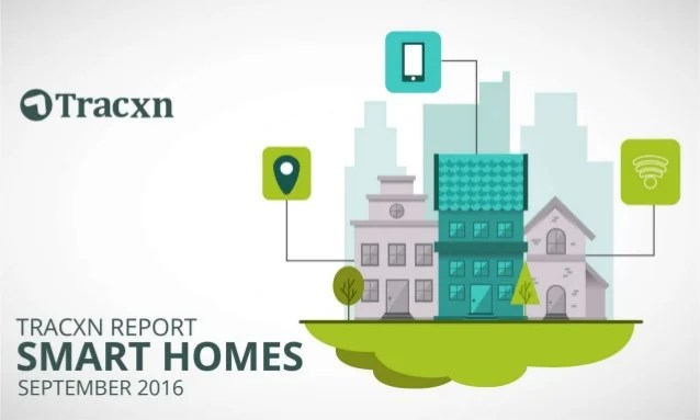 K Uhd Eco Friendly Home Research Smart Homes Report September 2016 Tracxn Worlds Largest Startup Research