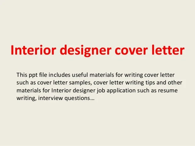 interior designer cover letter 1 638 jpg cb 1393124790 - Interior Designer Cover Letter