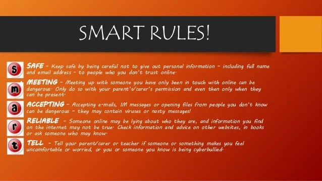 Image result for pictures of internet safety rules