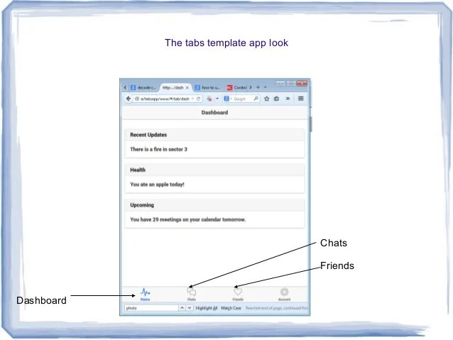 Tabs Template. storyline 2 simple tabs template. business ...