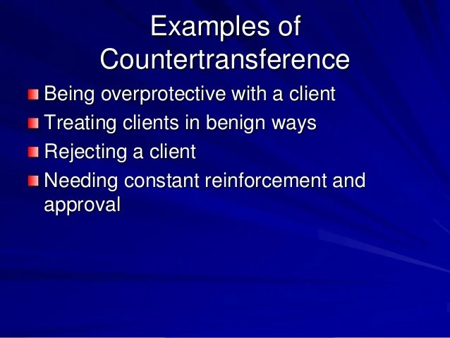 Image result for countertransference