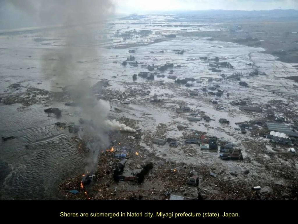 Shores Are Submerged In Natori