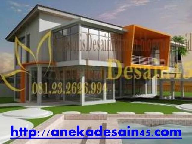 Jasa Desain Rumah Minimalis Modern Jasa Arsitek Rumah Minimalis De