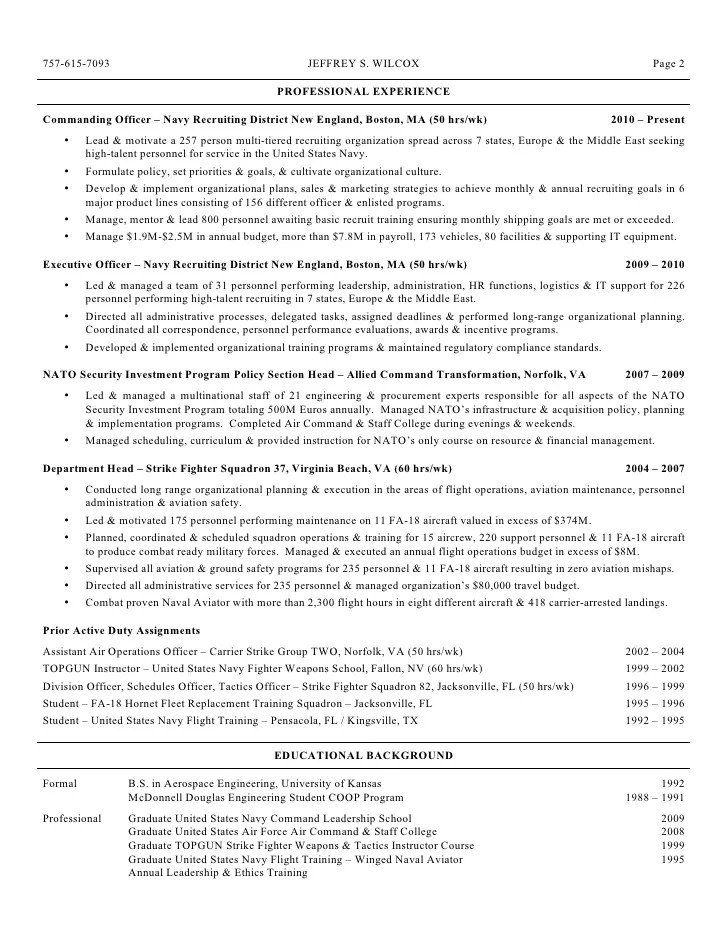 Executive resume writing services boston