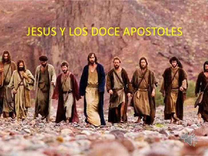 Los 12 Apostoles De Jesucristo