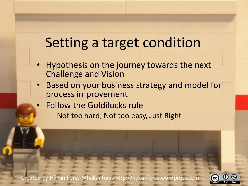 Challenge Target Target Condition Target