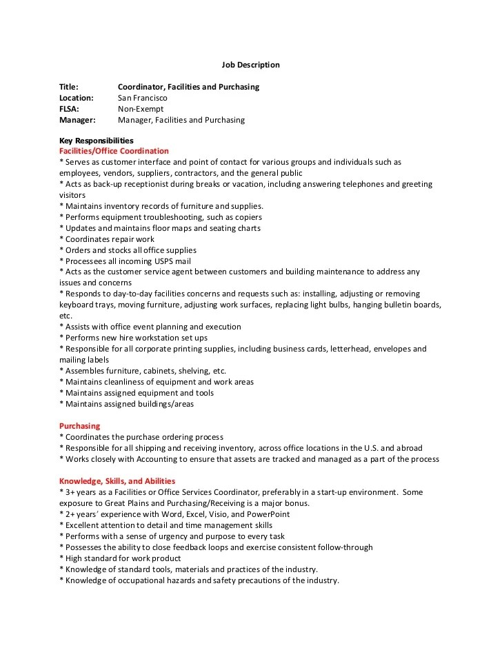 Facility Engineer Resume. what can you expect from your resume ...