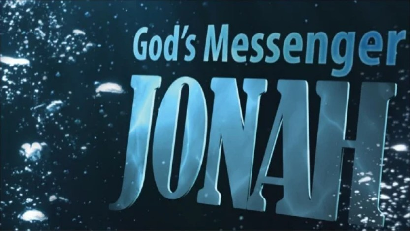 Hasil gambar untuk Jonah the messenger of God