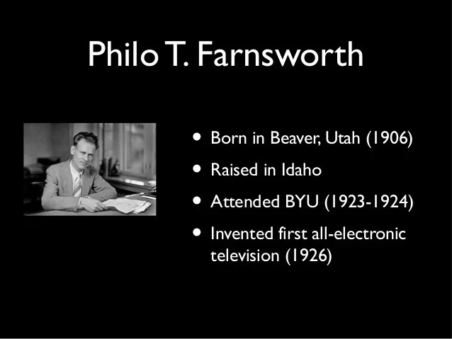 Farnsworth Philo Famous Quotes