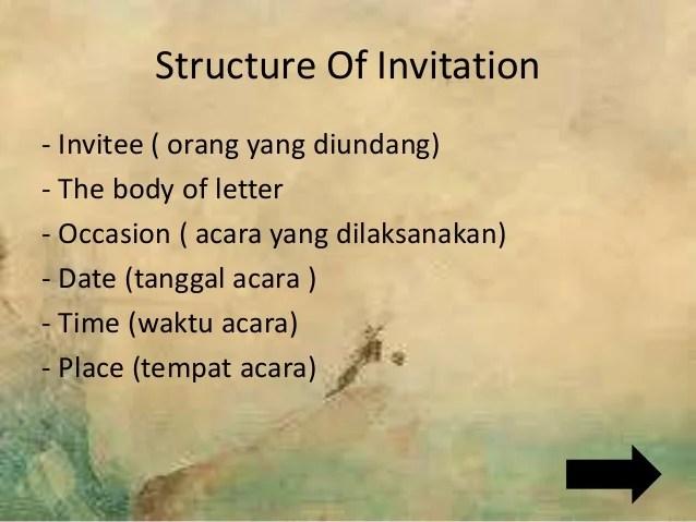 Formal invitation adalah cogimbo formal invitation stopboris Images